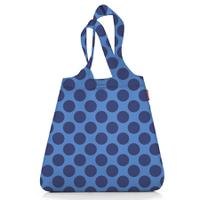 Сумка складная mini maxi shopper summer blue dot, Reisenthel