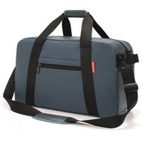 Сумка traveller canvas blue, хлопок, Reisenthel