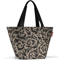 Сумка Shopper M baroque taupe, Reisenthel
